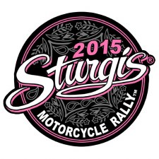 Sturgis Paisley Circle Patch