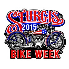 Sturgis Bobber Patch