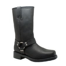 Men's WP Harness Boot Black