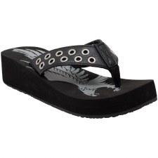 Ladies Grommet Sandal