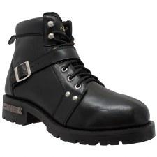 Men's Zip Short Boot
