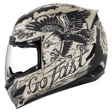 Helmet Airmada Scrawl White
