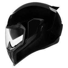 Airflite Gloss Black Helmet
