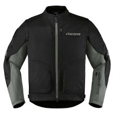 Men's Watchtower Jacket Black