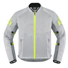 Men's Mesh AF Jacket Grey