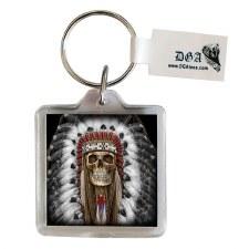 DGA Keychain Original American