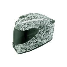 EXO-R420 Helmet Shake White