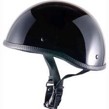 Beanie Helmet Gloss Black