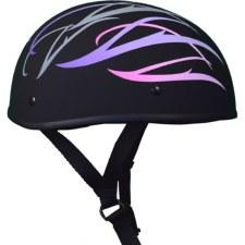 Beanie Helmet Pink/Purple