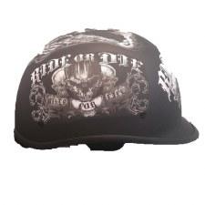 Polo Helmet Ride Or Die