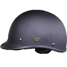 Polo Helmet Matte Black