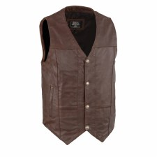 Men'sWestern Style Vest Saddle