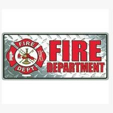 Lic-Fire Department LOGO