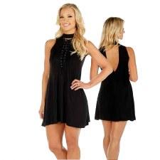 Edgy Elegance Tunic/Dress