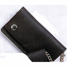 Oil-Tanned Wallet Small