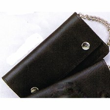"7"" Oiltanned Wallet"