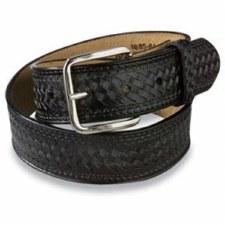 """1 3/4"""" Belt Basket Weave"""