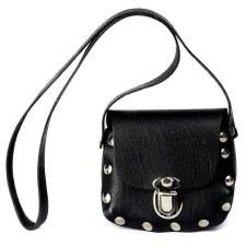 Little Shoulder Bag-Black