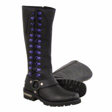 Women's Tall Boot W/PP Eyelets