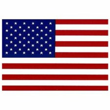 Flag Decal/Large 3X5