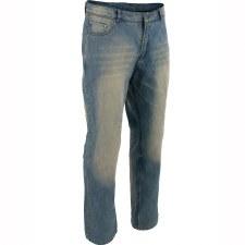 Men's Armored Denim Jeans Blue