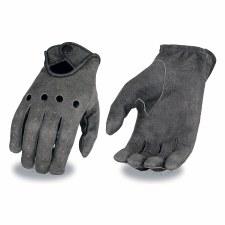 Men's Distressed Grey Glove