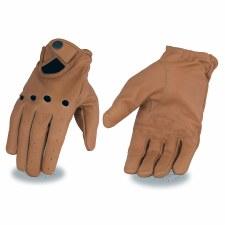 Men's Driving Glove Sadle
