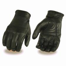 Men's Perforated Glove Black