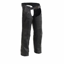 Men's Heated Chaps Black