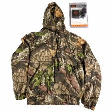 Men's Heated Fleece Hoodie