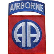 Patch Army 82nd A/B