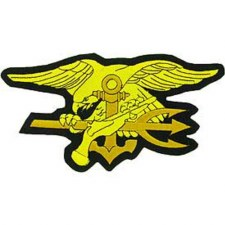 Patch USN, Seal Trident