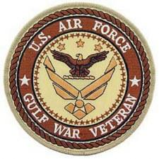 Patch USAF Symbol III