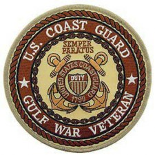 Patch USCG LOGO