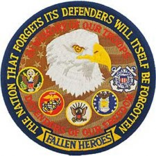 Patch American Defenders