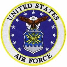 Patch USAF Emblem