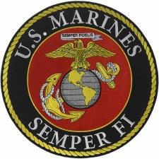 Patch USMC LOGO Semper FI