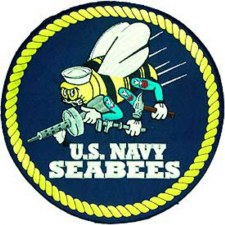 Patch USN Seabees LOGO