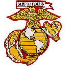 Patch USMC EGA