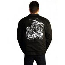 SOA Screen Print Jacket