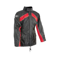 RS-2 Rain Suit Bk/Rd