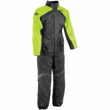 RS-2 Rain Suit Bk/Hi-Viz
