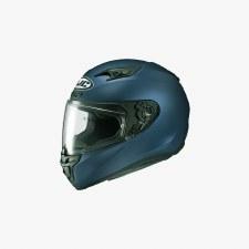 i10 Helmet Metallic Blue