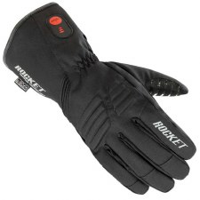 Rocket Burner Glove Black