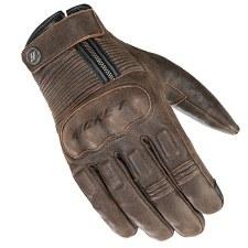Men's Briton Glove Rust Brown