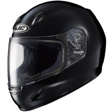 CL-Y Youth Helmets Gloss Black