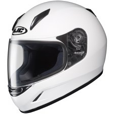 CL-Y Youth Helmets White