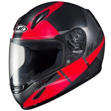 CL-Y Youth Helmet Black/Red