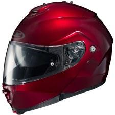 IS-MAX11 Modular Helmet Wine