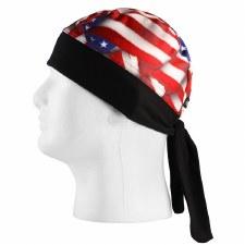 Stretch Z-Rag American Flag